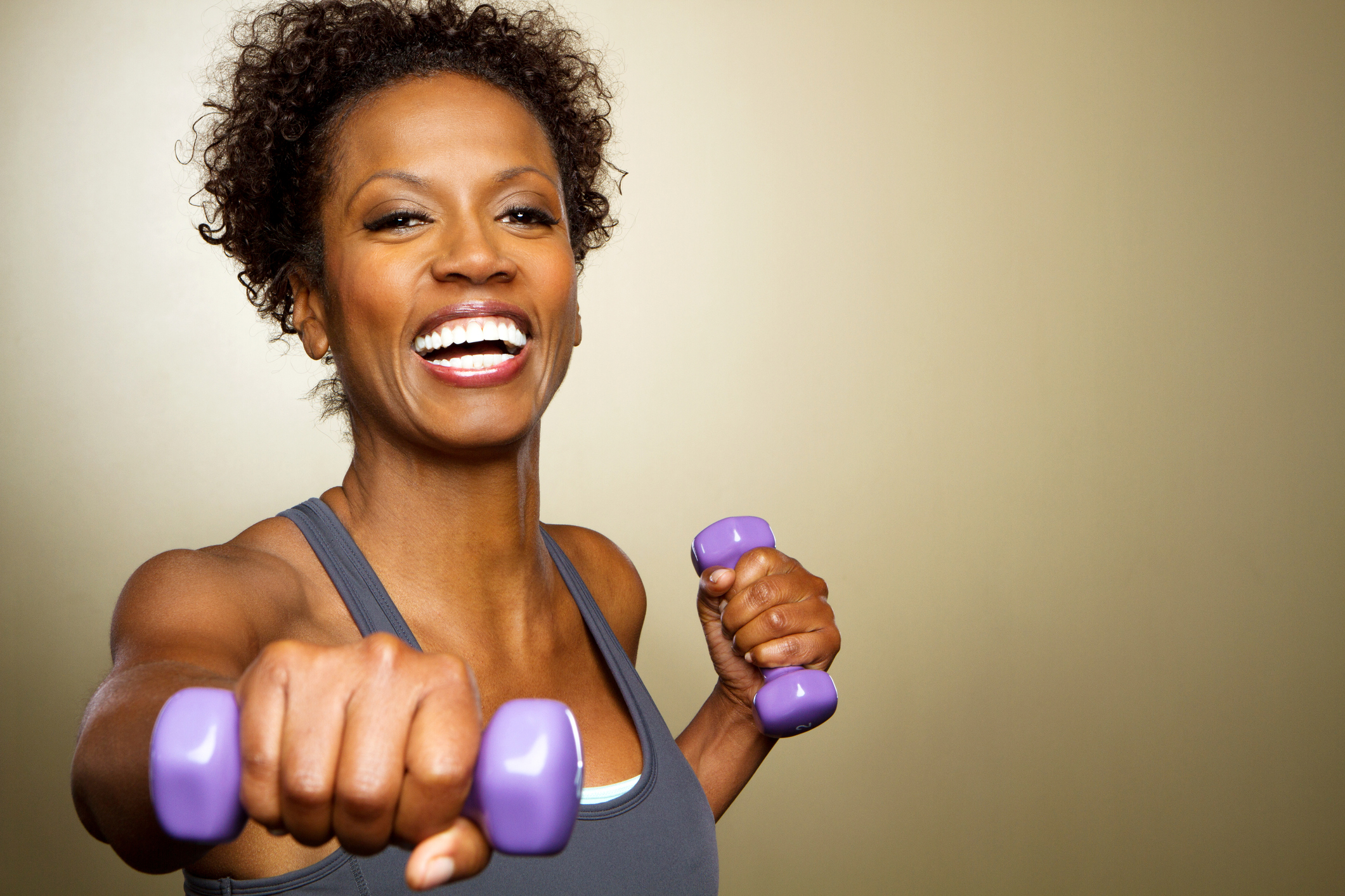 #Over40: Your Guide To Working Out While Grown