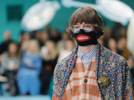 Gucci Creative Director Responds To 'Blackface' Design