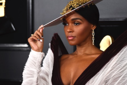 Hats, Sparkles And Sequins Dominate Grammy Fashion