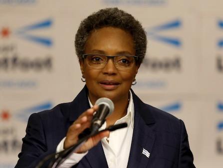 Chicago Mayor: Virus Deaths In Black Community 'Devastating'