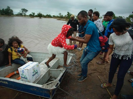 Cyclone Idai Death Toll Up To 550 In Africa