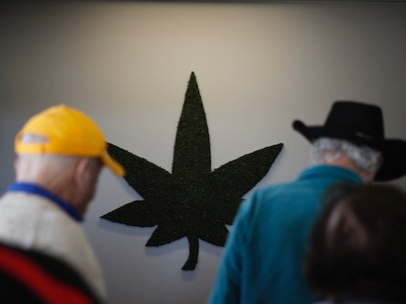 High Times: Seniors Use Marijuana For Pain Relief