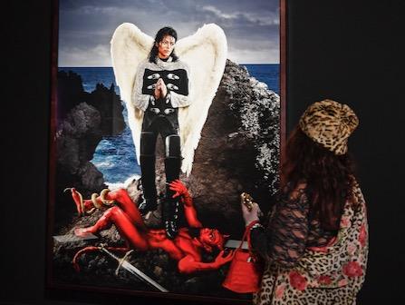 Michael Jackson Exhibit Opens In Germany Despite Doc Fallout