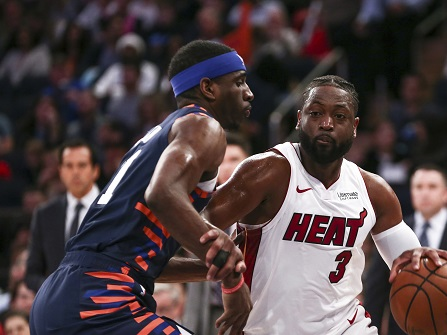 9a828710142 Dwyane Wade s Last Game In Miami May Have Arrived