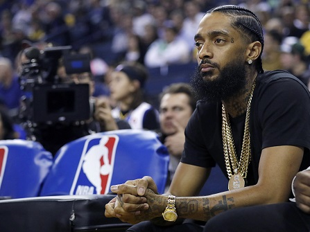 Nipsey Hussle's Sister Retains Temporary Custody Of His Daughter