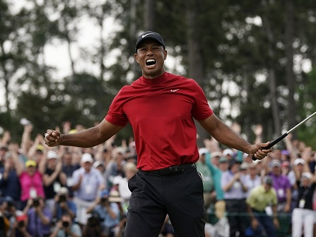 Tiger Woods Says Sex Scandal 'Made Him A Better Man'
