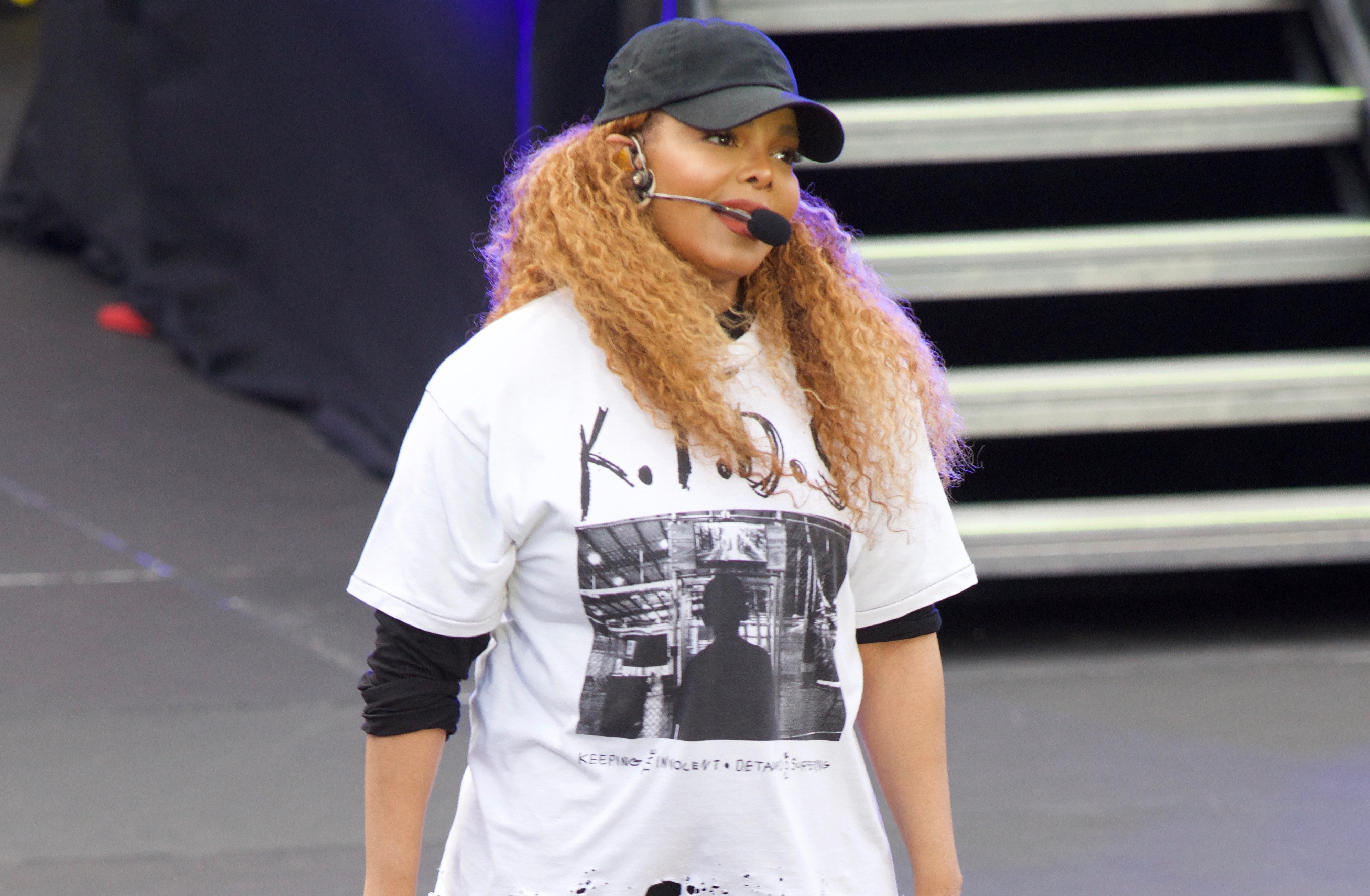 Janet Jackson, 50 Cent And Future Will Perform At Saudi Music Fest
