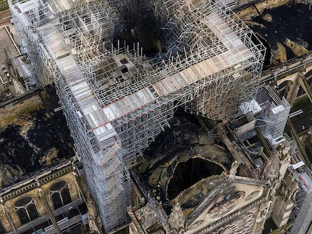 Short Circuit Likely Cause Of Notre Dame Fire