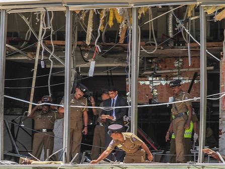 Easter Sunday Bombings In Sri Lanka Kill 200