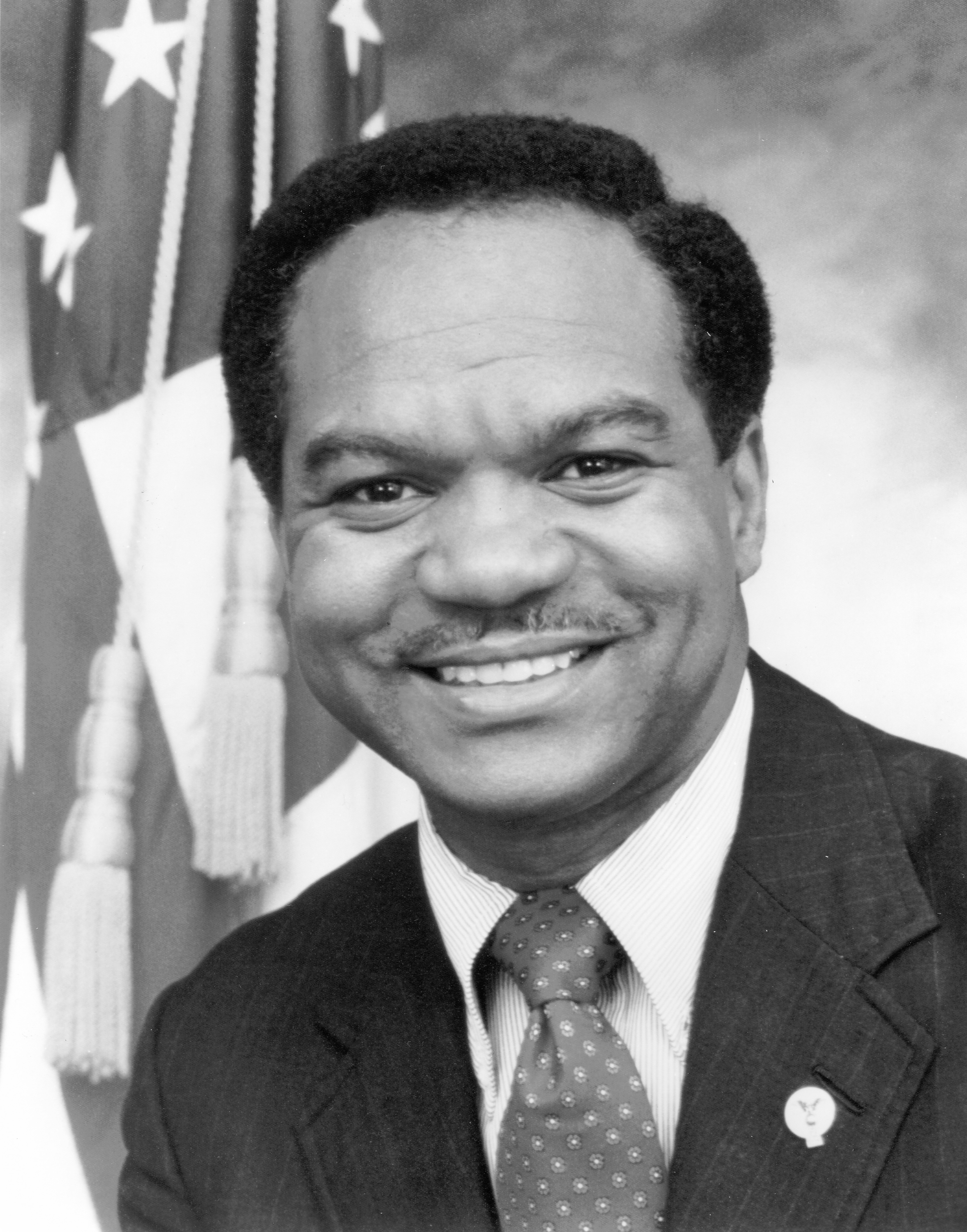 Little Known Black History Fact: Walter Fauntroy