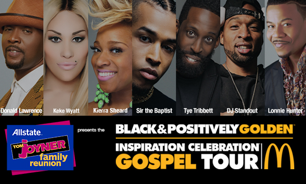 McDonald's Black & Positively Golden presents the 13th Annual