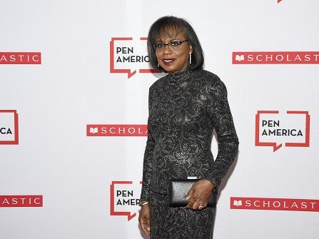 Anita Hill Honored At Annual PEN American Gala