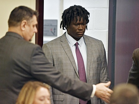 Defendant Says He Doesn't Recall If He Shot 8 At Church