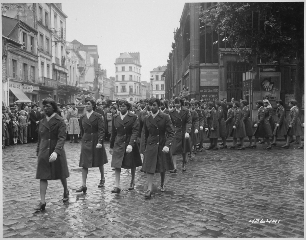 Little Known Black History Fact: 6888th Battalion