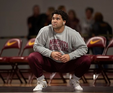 University Wrestlers Suspected Of Criminal Sexual Conduct