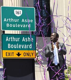 Richmond Celebrates Formal Renaming Of Arthur Ashe Boulevard