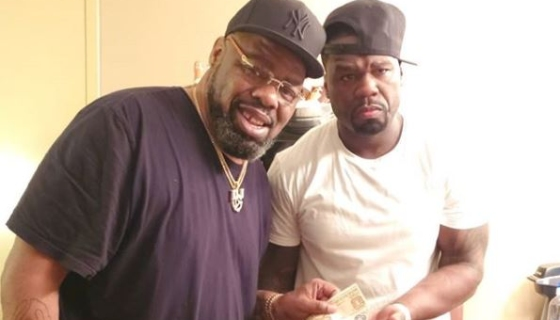 Biz Markie Pays Off His Debt To 50 Cent With Food Stamps