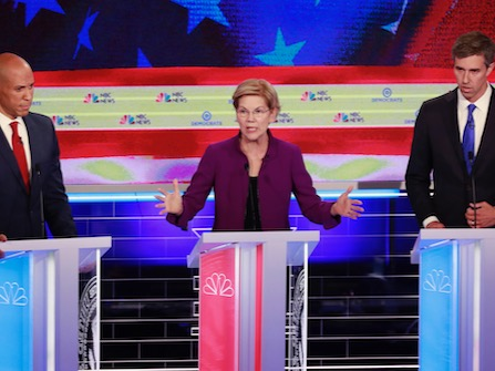 Wno Was The Night's Winner In First Democratic Debate? [VIDEO]