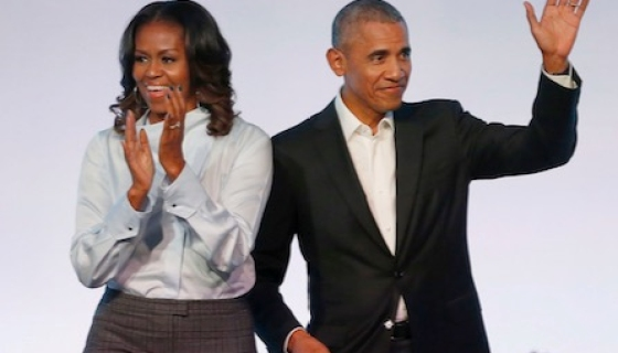 The Obamas Talk Their New Netflix Series 'American Factory' [WATCH]