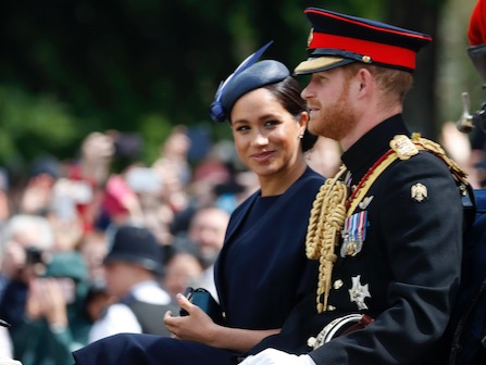 Meghan Markle Has Been Challenged By Spotlight On Royals, Sources Say [VIDEO]
