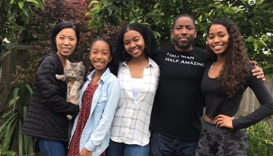 Sisters Honor Stepfather By Taking His Name [WATCH]