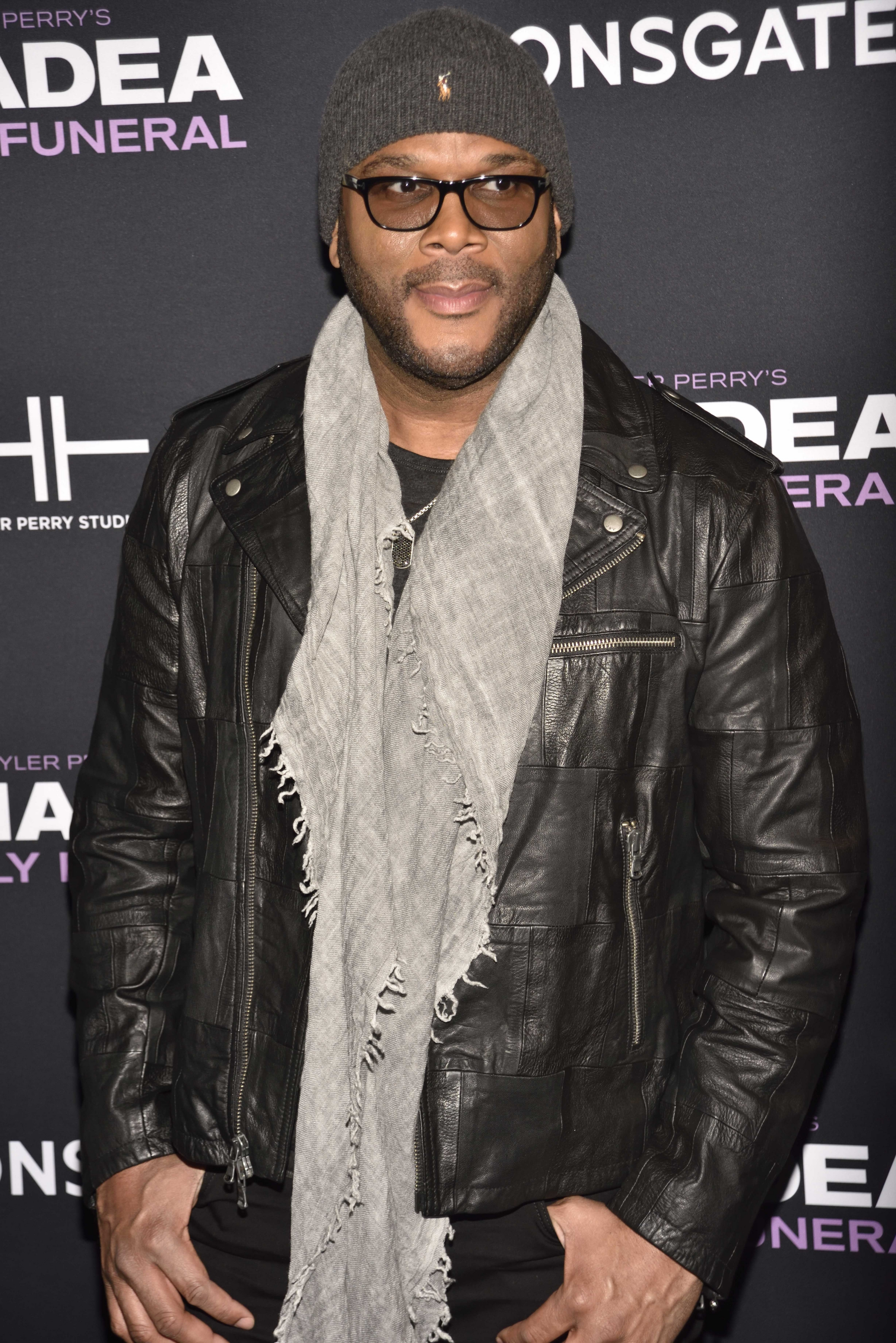 Tyler Perry Surprises Seniors By Paying For Groceries in Atlanta and New Orleans