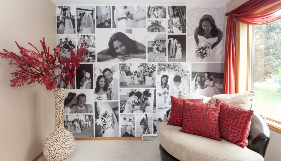 Morehouse Alum Creates Company To Celebrate Family With Beautiful Wall Montages