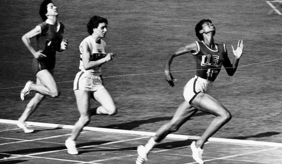 Little Known Black History Fact: Wilma Rudolph