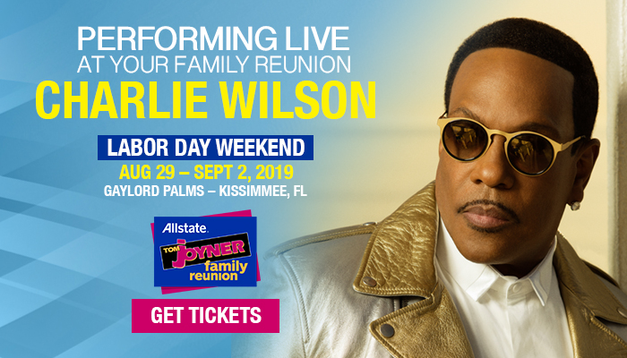 FR Charlie Wilson Concert Tickets