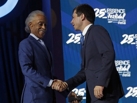 Buttigieg Discusses His Plan To Tackle Racism