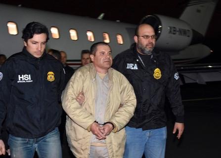 Joaquin 'El Chapo' Guzman Sentenced To Life In Prison [VIDEO]