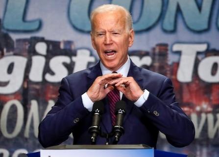 Joe Biden Defends Civil Rights Record After Harris Attack