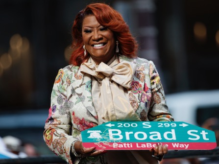 Patti Labelle Honored With Street In Philadelphia [WATCH]