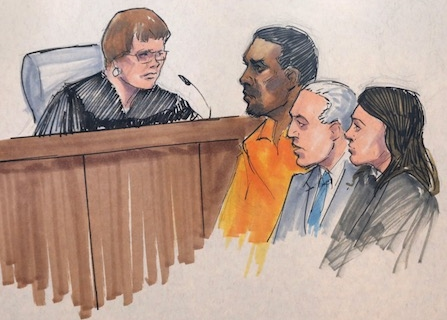 R. Kelly Denied Bond In Chicago Sexual Assault Case