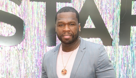 Did 50 Cent Ban Wendy From His Big Pool Party? [VIDEO]