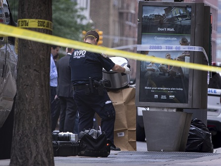 Police Seek To Question Man In NYC Rice Cooker Bomb Scare