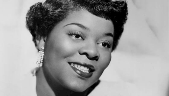 Little Known Black History Fact: Dinah Washington