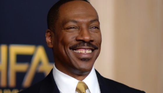 Eddie Murphy Says Barack Obama Inspired His Return To Comedy