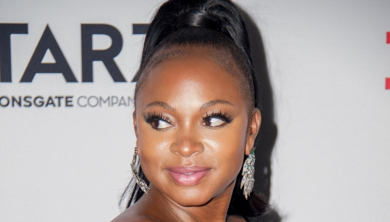 "Naturi Naughton On Post-Baby Breakup: ""I Was Embarrassed And Ashamed"""