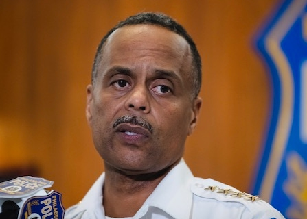 Philly Police Commissioner Resigns Amid Department Sexual Harassment Complaints