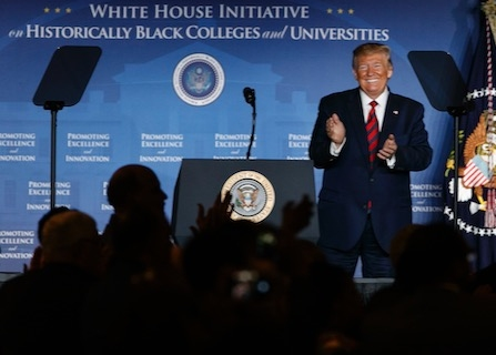 Trump Makes Way For Some HBCU's To Get More Federal Funding