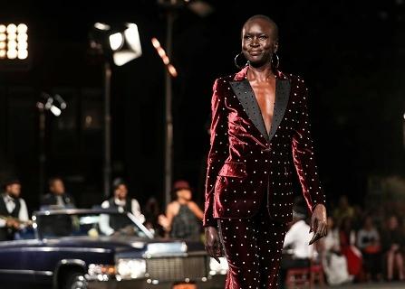 Hilfiger Joins Zendaya For Joyous '70s Harlem Party