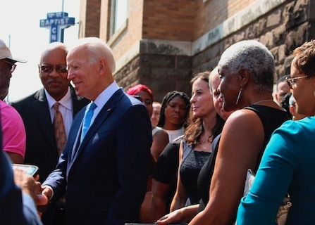 Biden: 'White's Can't Fully Understand' Racism