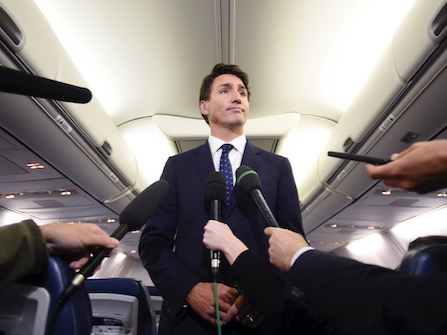 Canadian Prime Minister Justin Trudeau Apologizes For 'Brownface'