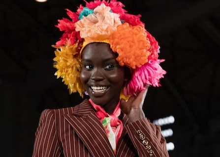 Marc Jacobs Closes NY Fashion Week On A High Note