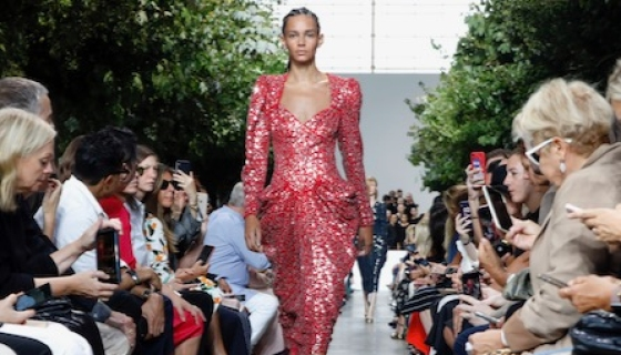 Michael Kors Pays Tribute To American Style On 9/11