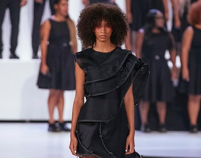 Pyer Moss Celebrates Black Culture With Fashion And Music