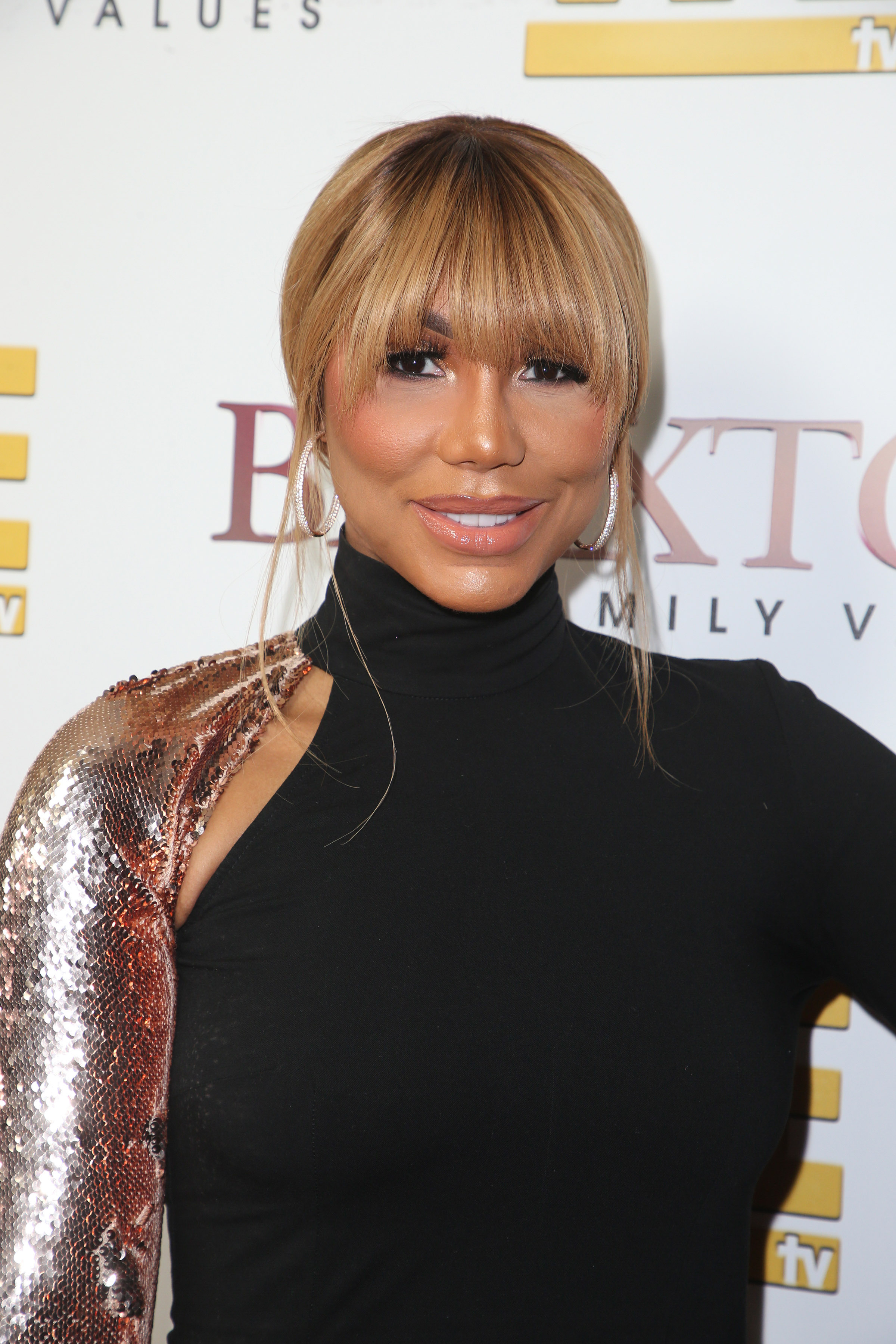 Tamar Shades 'The Real' Cast, They Clap Back!