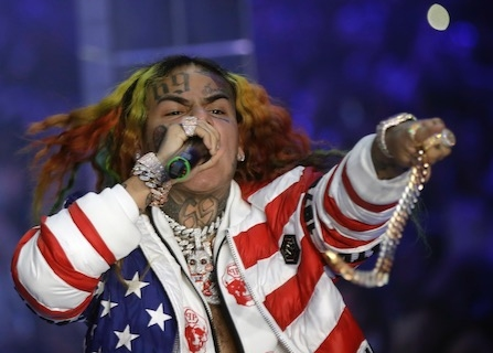 Rapper Tekashi 6ix9ine Testifies For Prosecution In Gang Trial