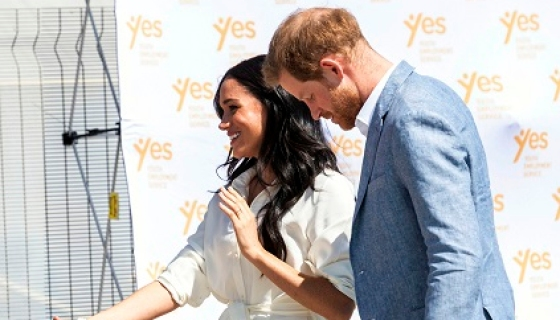 Prince Harry Reunites With Meghan And Archie In Canada